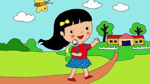 Tải Karaoke Em Yêu Trường Em - Thiếu Nhi Beat Mp3 MP4 HD-955554