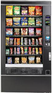 Snack Vending Machines With Card Reader Mesmerizing Used Vending Machine For Sale National Vendors 48 Refurbished