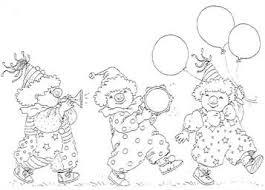 Fasching mandala mit wurfschlangen und faschingshüten. Kids N Fun Com 36 Coloring Pages Of Carnival