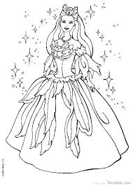 Barbie Coloring Pages Print Best Coloring Pages 2018