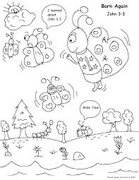 Printable Easter Coloring Pages For Sunday School Coloring Pages To