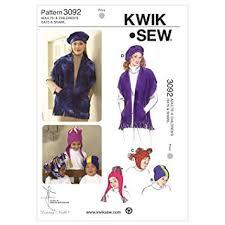 Shawl Sewing Patterns