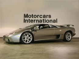 2001 Lamborghini Diablo 6.0 VT