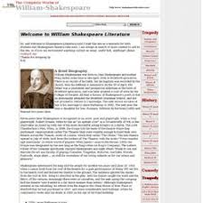 essay on william shakespeare biography william shakespeare biography essay