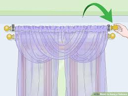 Image Cafe Image Titled Hang Valance Step 10 Wikihow How To Hang Valance 11 Steps with Pictures Wikihow