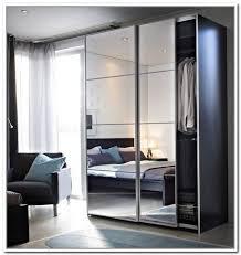 permalink to simple ikea mirrored wardrobe sliding doors ideas