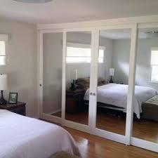 image mirrored closet. closet doors mirrored sliding glass yelp image f