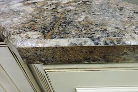 beveled granite edge