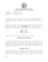 FINAL ADMINISTRATIVE DECISION ILLINOIS PROPERTY TAX APPEAL BOARD APPELLANT: Sam  Fallenbaum DOCKET NO.: 09-31303.001-R-1 PARCEL N