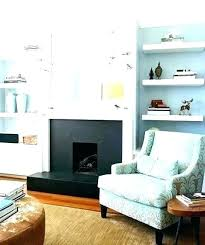 built in shelves around tv built in shelves around and fireplace shelves around built in floating