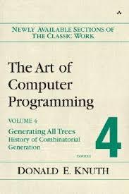 The <b>Art</b> of Computer Programming, Volume 4, Fascicle 4 ...