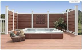 deck privacy wall building synthetic privacy walls outdoor deck privacy walls
