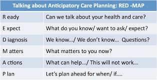 Anticipatory Care Planning In Scotland – Effective Communication For ...