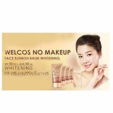 welcos bb cream no makeup face blemish balm spf30 pa saubhaya