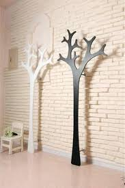 Wall Tree Coat Rack Fascinating Ghost Tree Coat Rack Virtualbuildingme