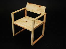 pallets furniture. Chair From Recycled Pallets By Design Simple Photo Pallets Furniture