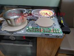 Sửa bếp từ AEG tại nhà