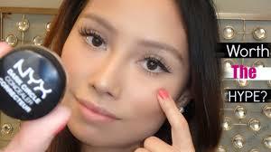 Nyx Professional Makeup Dark Circle Concealer Light Nyx Dark Circle Concealer Review Worth The Hype