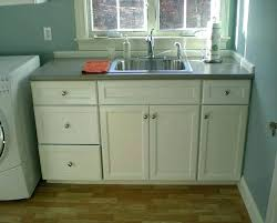 sophisticated laundry room sink cabinets in spectacular sinks with furniture