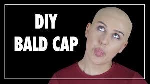 how to make a bald cap