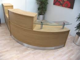 curved office desks. Full Size Of Desk \u0026 Workstation, Small Reception Counters Curved Desks Furniture For Less Office