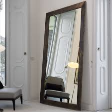 Framing A Large Mirror Excellent Design With Large Floor Mirror Itsbodegacom Home