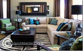 brown blue living room. Innovative Living Room Decor Blue And Brown Green Rooms On Pinterest B
