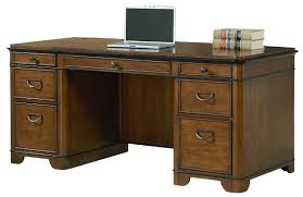 Kensington Double Pedestal Executive Desk