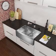 Retractable Kitchen Faucet Vigo Branson Single Handle Pull Out Spray Kitchen Faucet Reviews