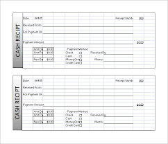fee receipt format receipt template 122 free printable word excel ai pdf format