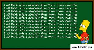 Stop Downloading Wordpress Themes From Shady Sites Isitwp