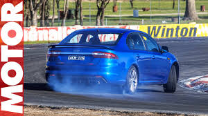 Ford Falcon XR6 Turbo track test | Bang for your Bucks 2015 ...