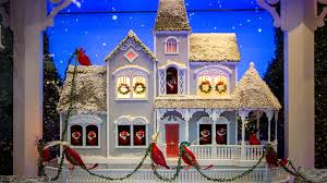 The best Christmas window displays in New York City