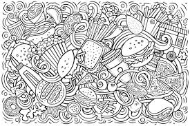 New free coloring pages stay creative at home with our latest. Food Coloring Pages 20 Free Printable Coloring Pages Of Food That Will Make Your Stomach Growl Printables 30seconds Mom