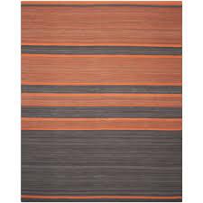 grey and orange rug  roselawnlutheran