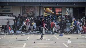 Riots escalate in South Africa and ...