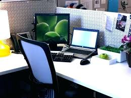 how to decorate office cubicle. Modern Cubicle Decor Office Decoration Items Work Large Size Of . Trendy Cute How To Decorate
