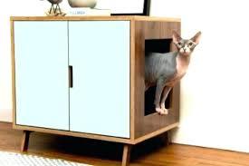 modern dog furniture. Modern Cat House Climbing Furniture From Mid Century Dog .