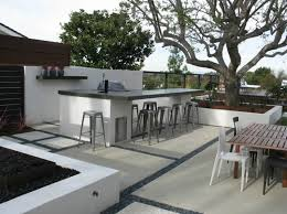 stone patio bar. View In Gallery Modern Outdoor Bar Stone Patio
