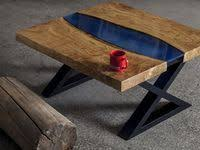 resin table, <b>unique coffee</b> table, live edge table