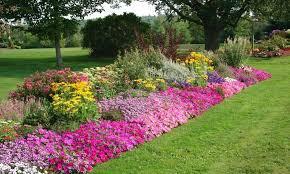 Small Picture perennial flower garden ideas Landscaping Gardening Ideas