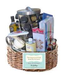 the organized cook st er kit gift basket cooking