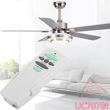 new hampton bay ceiling fan up down light remote control us fast ship vip