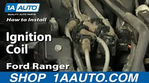how to replace ignition coil pack 90 11 ford ranger how to replace ignition coil pack 90 11 ford ranger