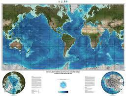 Ocean Charts Bc Gebco Printable Maps