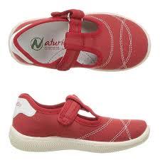 Naturino Shoes Size Chart New Naturino Red Mary Jane Sneakers Eu 20 Us 4 5
