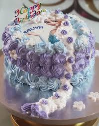 Order Frozen Birthday Cakes For Kids Gurgaonbakers