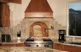 Backsplashes For Kitchen Tuscan Backsplash Tile Wall Murals Tiles Backsplashes