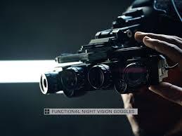 Call of Duty Modern Warfare brings back night vision goggles ...