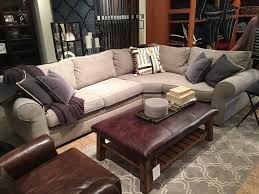 Pottery Barn | Pearce Sectional in silver taupe (perfect sofa and ...